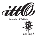 iTTo is made of Tshirts 華