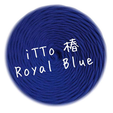 iTTo 椿 Royal Blue 1,800円