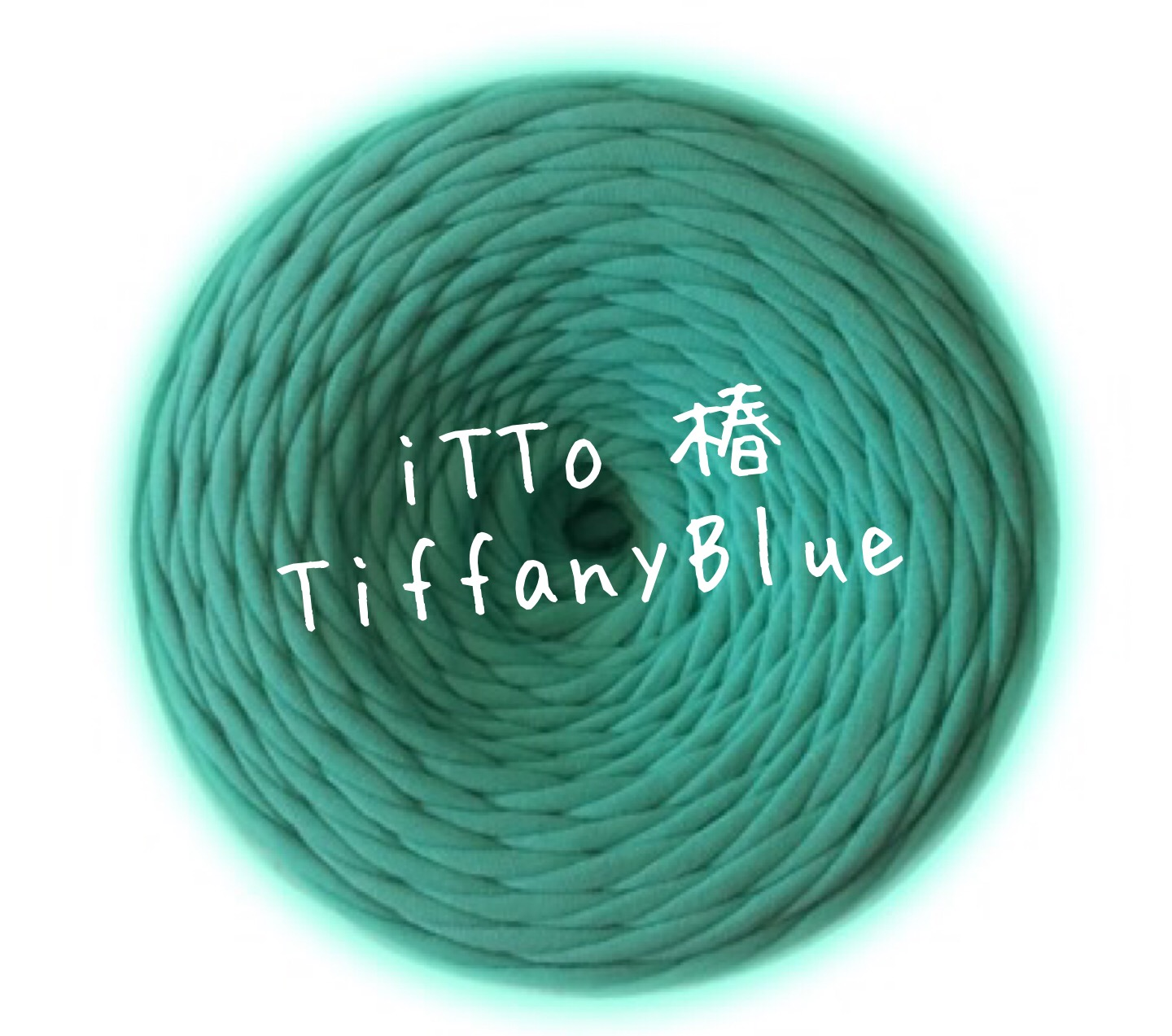 iTTo 椿 Tiffany Blue