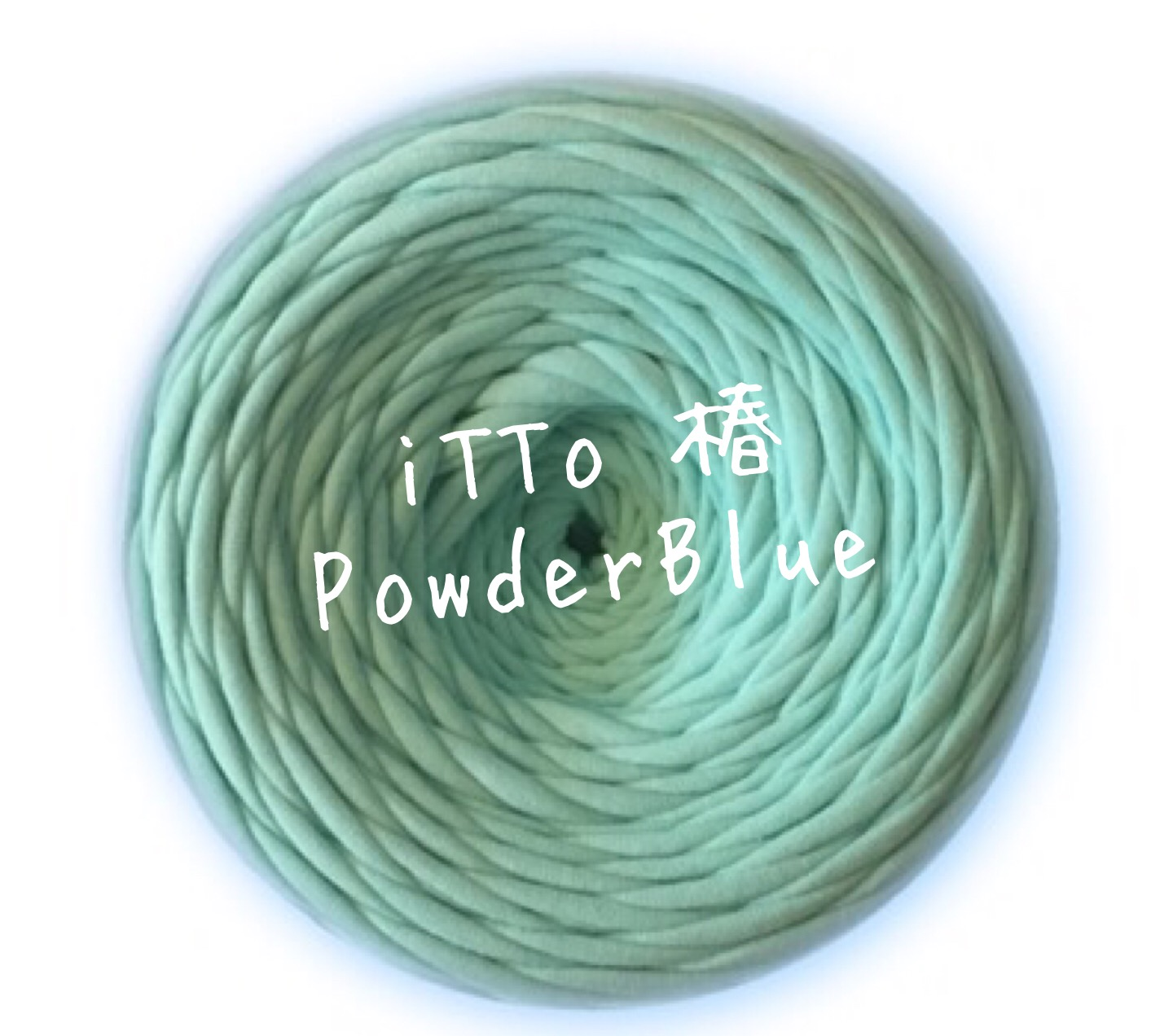iTTo 椿 Powder Blue